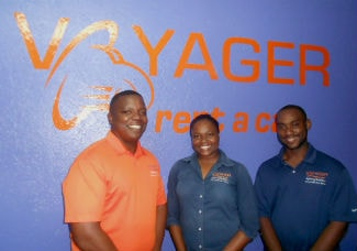 Voyager Barbados Car Rental Team